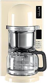 KitchenAid 凯膳怡 5KCM0802BAC KitchenAidPour 咖啡机,杏仁奶油色