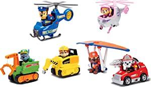 PAW PATROL Ultimate Rescue 迷你玩具车,可收藏,适合3岁及以上的人群(款式各异)