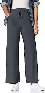 Star Vixen 女式小号套穿休闲裤,深灰色,PXL