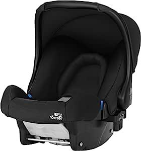 Britax Römer 宝得适 婴儿汽车座椅 适用于0-13个月婴儿/0-13kg,儿童汽车安全座椅 组别0+,宇宙黑