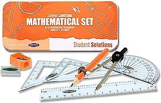 Premier 文具学生解决方案数学套装,9件南瓜