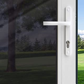 Gila PB78 Privacy Residential Window Film, Black, 36-Inch by 6-1/2-Feet