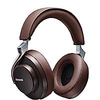 Shure AONIC 50 无线降噪耳机,优质录音室品质,蓝牙 5 无线技术,舒适贴合耳朵,20 小时电池寿命,指尖控…