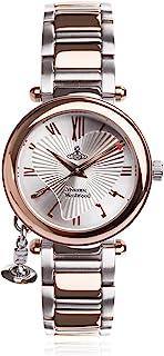 Vivienne Westwood 女式 Orb 石英手表