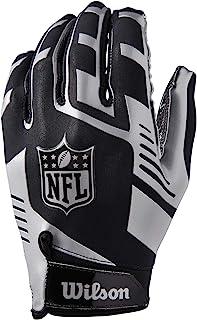 Wilson Nfl 弹性贴合接收者手套美国足球