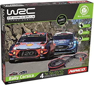 Ninco - WRC Rally Corsica 电路 Slot (玩具91012)