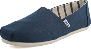 TOMS Classic Canvas 男士一脚蹬休闲鞋