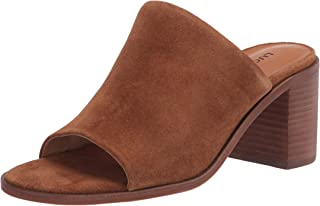Lucky Brand 女式 Sayvan 高跟凉鞋
