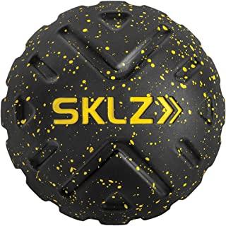 SKLZ 按摩球 - 用于激痛点的深层组织按摩器,肌筋膜释放,物理缓解疼痛,放松肌肉,更快恢复。 (2.5英寸,5英寸,双点,通用)