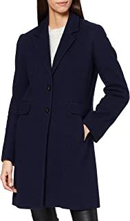 HUGO 女士羊毛混纺大衣