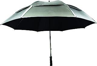 GustBuster SunBlok 58 英寸伞(银色/黑色)