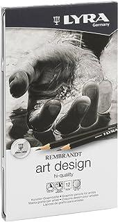 Lyra Rembrandt 艺术设计素描铅笔 - 111120 礼品罐