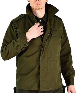 原创复古捷克*战地夹克 M85 橄榄绿军装余量 新款
