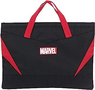 Marvel 漫威 书包 MARVEL 简约课程包 儿童 QMV2-2101 黑色 (003)