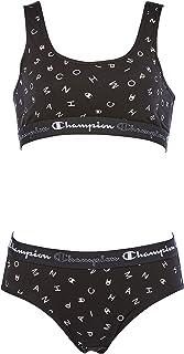 Champion 运动文胸、内裤套装 文胸 内裤 CW3HS504S 女士