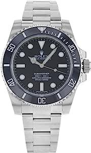 劳力士Rolex - Submariner Black Dial Stainless Steel Automatic Mens Watch