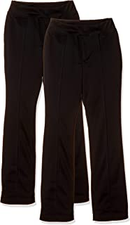BELLUNA 国产 正式场合 轻松拉伸 裤子 2条装 下裆 75厘米 日本制造 丧服 礼服 女士 128139