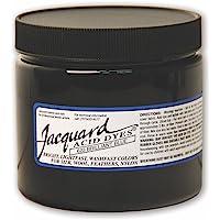 用于羊毛、丝绸和其他蛋白质纤维的提花酸染料,8 盎司罐装,浓缩粉,亮蓝色 623