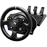 Thrustmaster 图马思特 TX Racing Wheel Leather Edition – Force Fe…