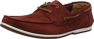 Clarks 男士 Pickwell Sail 帆布鞋