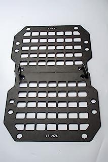 HEMSK DAYS 刚性座椅收纳器,molle 面板,molle 座椅背收纳器,战术座椅背收纳器,汽车遮阳板