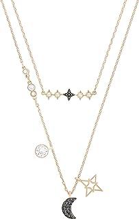 Swarovski 施华洛世奇 Symbolic系列 女士星月项链
