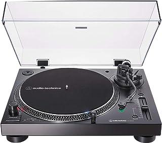 Audio Technica 铁三角 AT-LP120XBT-USB-BK 无线直驱转盘,黑色