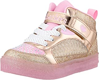 Skechers 斯凯奇 女童 Shuffle Brights 运动鞋