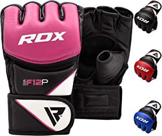 RDX MMA 手套格斗武术拳击袋罩格斗玛雅隐藏皮手套 UFC 战斗训练