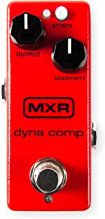 MXR M291 Dyna Comp 迷你压缩机吉他效果踏板