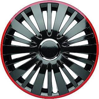 Albrecht Falcon 红色亮黑色/红色圆形轮套 15 inches 49615