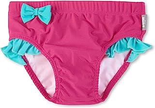 Sterntaler 思丹乐 女婴泳裤,带尿布衬里,防紫外线50+,颜色:品红