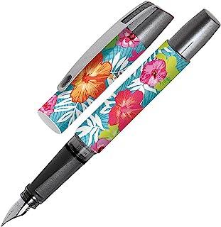 online 德国 Campus校园女生系列钢笔 热带花卉EF尖