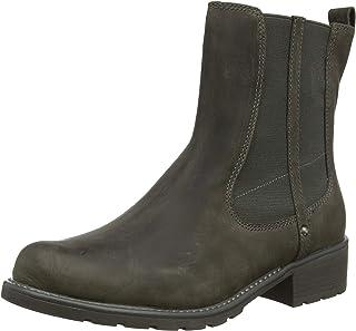 Clarks Orinoco Club 女式机车靴