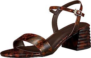 Lily Brown 彩色鞋跟绑带凉鞋 LWGS211307 女士