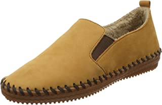 [BELFLORY] 毛皮平底鞋 048F44772