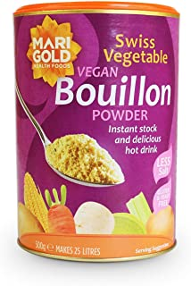 Marigold Foods 瑞士蔬菜肉桂减盐家族,500 克