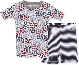Burt's Bees baby 婴儿女孩有机2件套睡衣