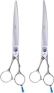 ShearsDirect 日本 440C 不锈钢*剪刀,带对开手柄(2 件套),25.4 厘米