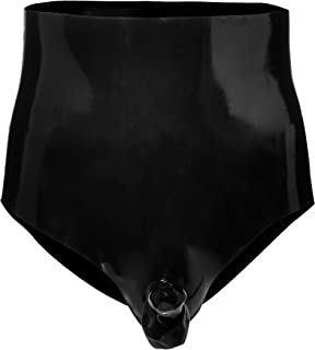 乳胶系列 29100711161 男士乳胶裤黑色 S 码/M 码,(Nero 001),S 码(尺码