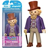 Funko Playmobil: Willy Wonka - Willy Wonka 乙烯树脂人偶