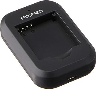 Kodak SP360 4K SP360 充电器摄像机电池充电器,黑色(BCG 电池充电器-BK-US)