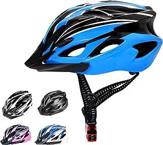成人自行车头盔,自行车头盔,轻质微壳设计,专为男士女士*保护,搭配头带