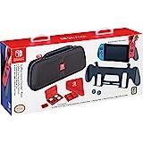 Nintendo 任天堂 Switch GoPlay 游戏旅行者配件包,随附手机套、手柄支架、清洁布和多种游戏包