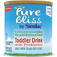 Abbott 雅培 Similac Pure Bliss 铂优恩美力 幼儿益生元奶粉,以草食奶牛的新鲜牛奶开始,Non…