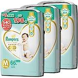 Pampers 帮宝适 纸尿裤 亲肤 M码 パンツ Mサイズ(6~11kg)66枚ⅹ3