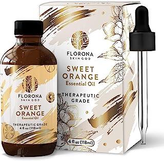 Florona *精油,113.4g 美国农业部*认证 甜橙 4 盎司