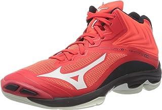 Mizuno 男士 Wave Lightning Z6 中筒排球鞋