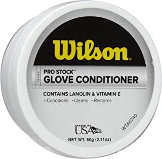 Wilson Pro Stock 手套护理素