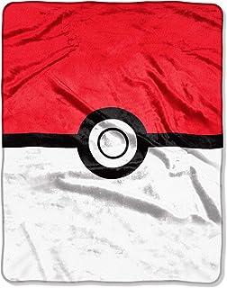 Pokemon Pokeball 超大丝绸触感